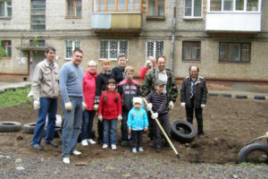Жители дома № 4 проспекта Ленина