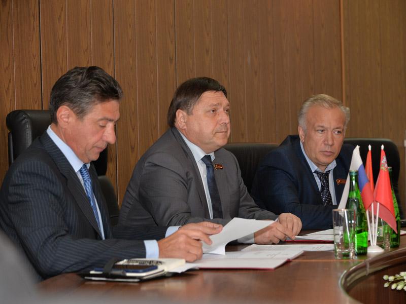 На заседании Совета депутатов г.о. Электросталь